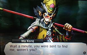 Berserker Wu Kong - Shin Megami Tensei IV