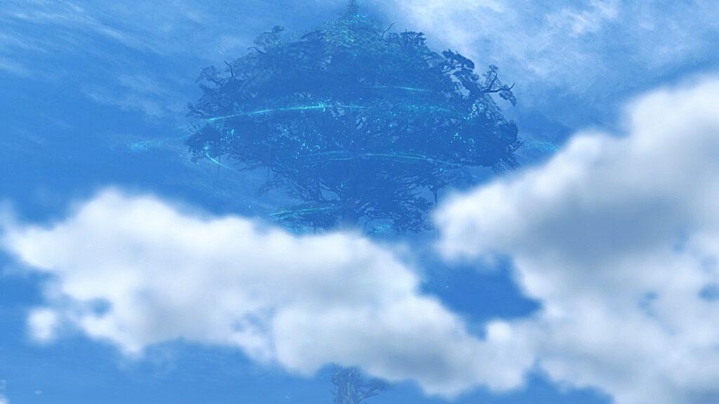 Xenoblade Chronicles 2 World Tree