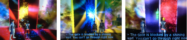 YHVH's Universe special gates