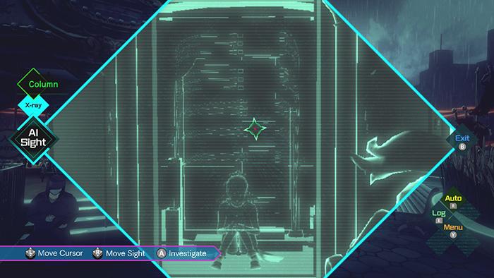 Aiba X Ray in AI: The Somnium Files