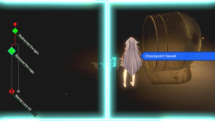Altenrate Checkpoints in AI: The Somnium Files