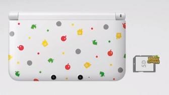 Animal Crossing: New Leaf Edition 3DS XL