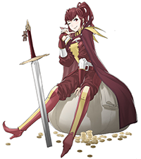 Anna from Fire Emblem Awakening