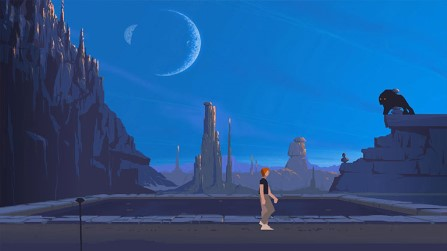 Another World: 20th Anniversary Edition (Wii U) Gameplay