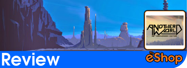 Another World: 20th Anniversary Edition (Wii U) Review