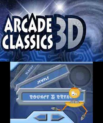 Arcade Classica 3D Gameplay