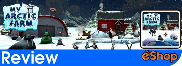 My Arctic Farm Review (Wii U)