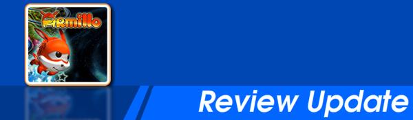 Armillo Review Update (Wii U eShop)