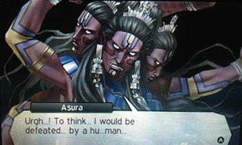 Asura - Shin Megami Tensei IV