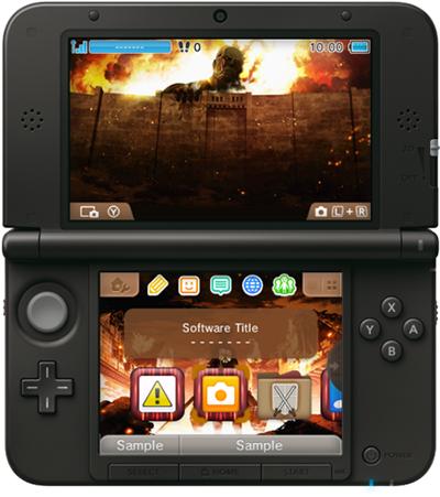 Attack on Titan 3DS Theme