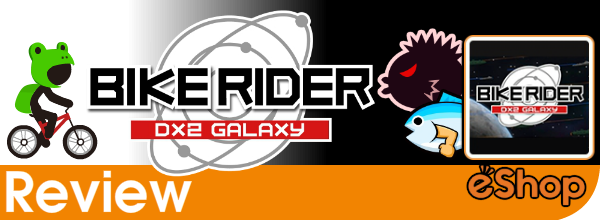 Bike Rider DX2: Galaxy Review (3DS eShop)