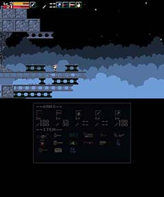 Cave Story 3D Gameplay