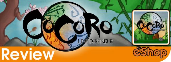 Cocoro - Line Defender (3DS eShop) Review