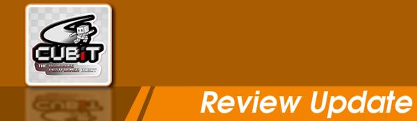 Cubit The Robot Update Review (3DS eShop)