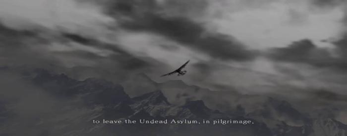 dark souls bird lordran