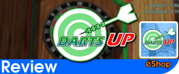 Darts Up Review (Wii U)
