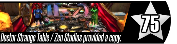 Doctor Strange table review - Zen Pinball 2