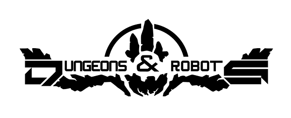 dungeons and robots logo