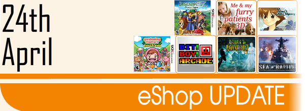 eShop April 24th Update