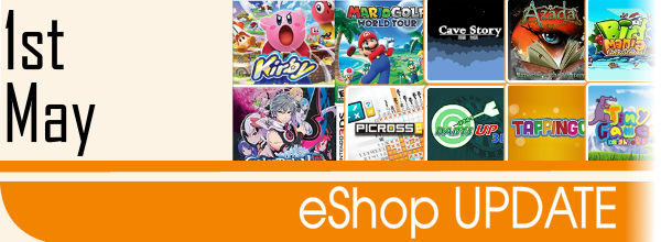 eShop Update - May 1st