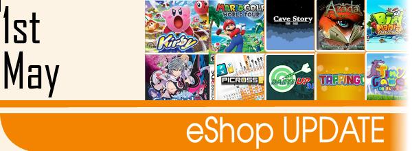 eShop Update - May 1st