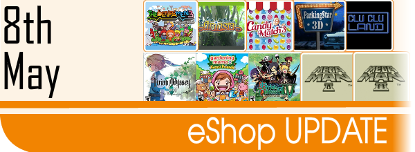 eShop Update - May 8th