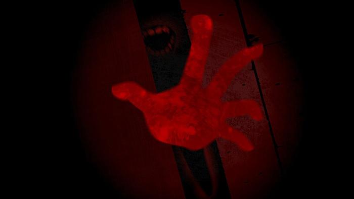 Evil spirit from Raging Loop