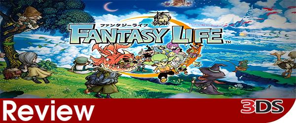 Fantasy Life Review