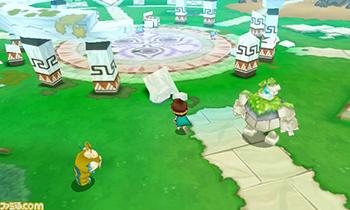 Fantasy Life New Island