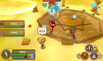 Fantasy Life Multiplayer