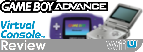 Game Boy Advance Virtual Console Review (Wii U eShop)