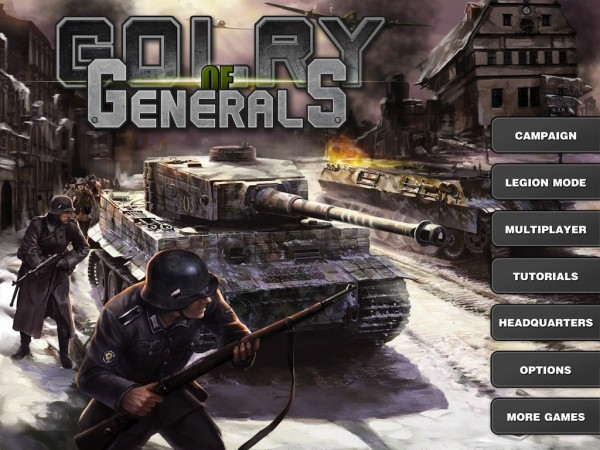 glory of generals 2
