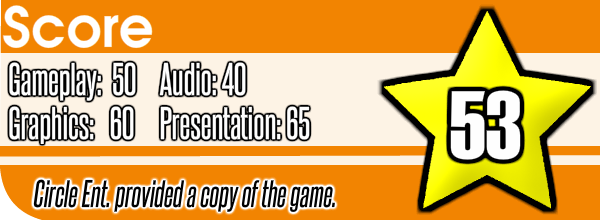 Glory of Generals Review Score (3DS eShop)