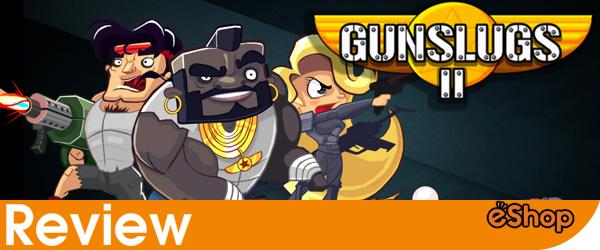 Gunslugs 2 3DS Review