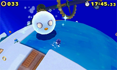 Hardest Level in Sonic Lost World