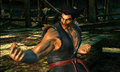 Heihachi - Tekken 3D Prime Edition