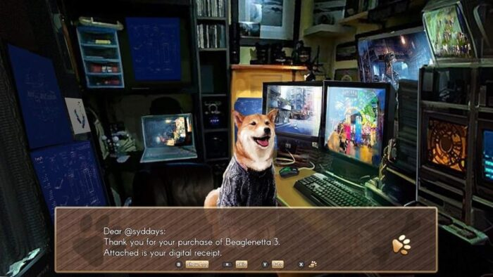 References in A Summer with the Shiba Inu