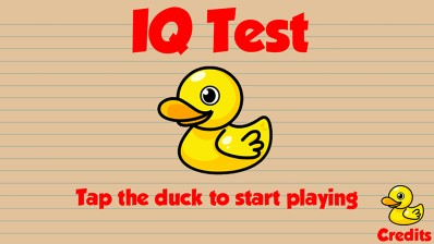 IQ Test Wii U Gameplay
