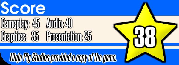 IQ Test Wii U Review Score