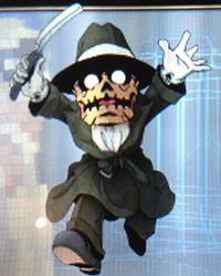 Jack the Ripper - Shin Megami Tensei IV