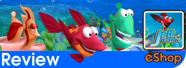 Jett Tailfin Review (Wii U eShop)