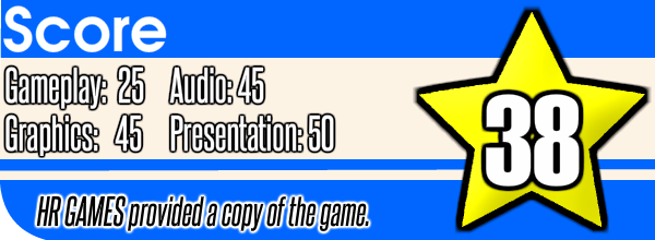 Jett Tailfin Review Score (Wii U)