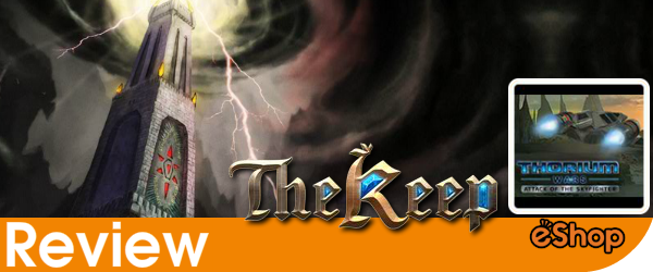 The Keep Review (Nintendo 3DS)