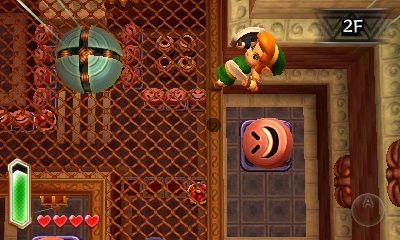 The Legend of Zelda: A Link to the Past 2 gameplay