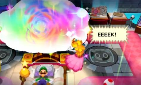 Mario and Luigi: Dream Team Gameplay for Nintendo 3DS