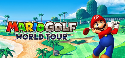Mario Golf: World Tour Demo Confirmed and European