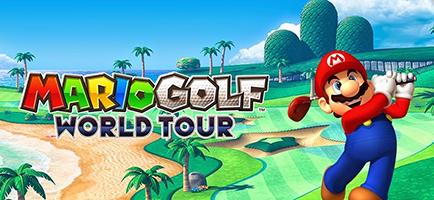Mario Golf: World Tour Demo Confirmed and European