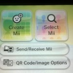 You do not need to select your Mii here, so go ahead to options.