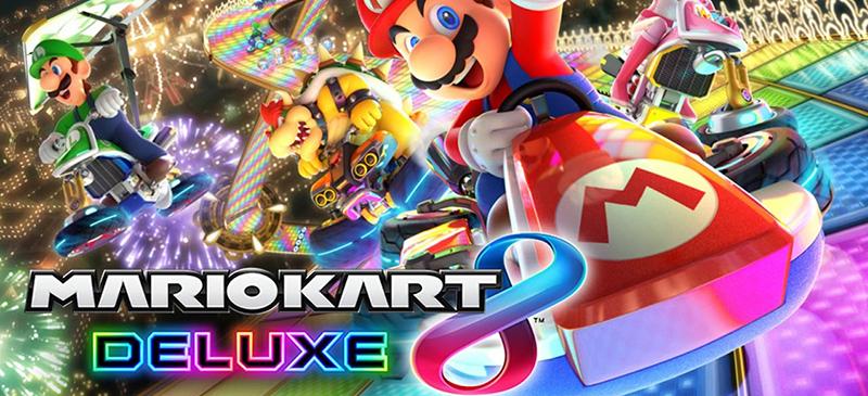 Mario Kart 8 Deluxe Review (Nintendo Switch)