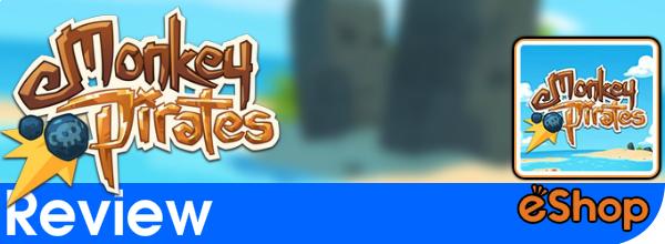 Monkey Pirates Review (Wii U)
